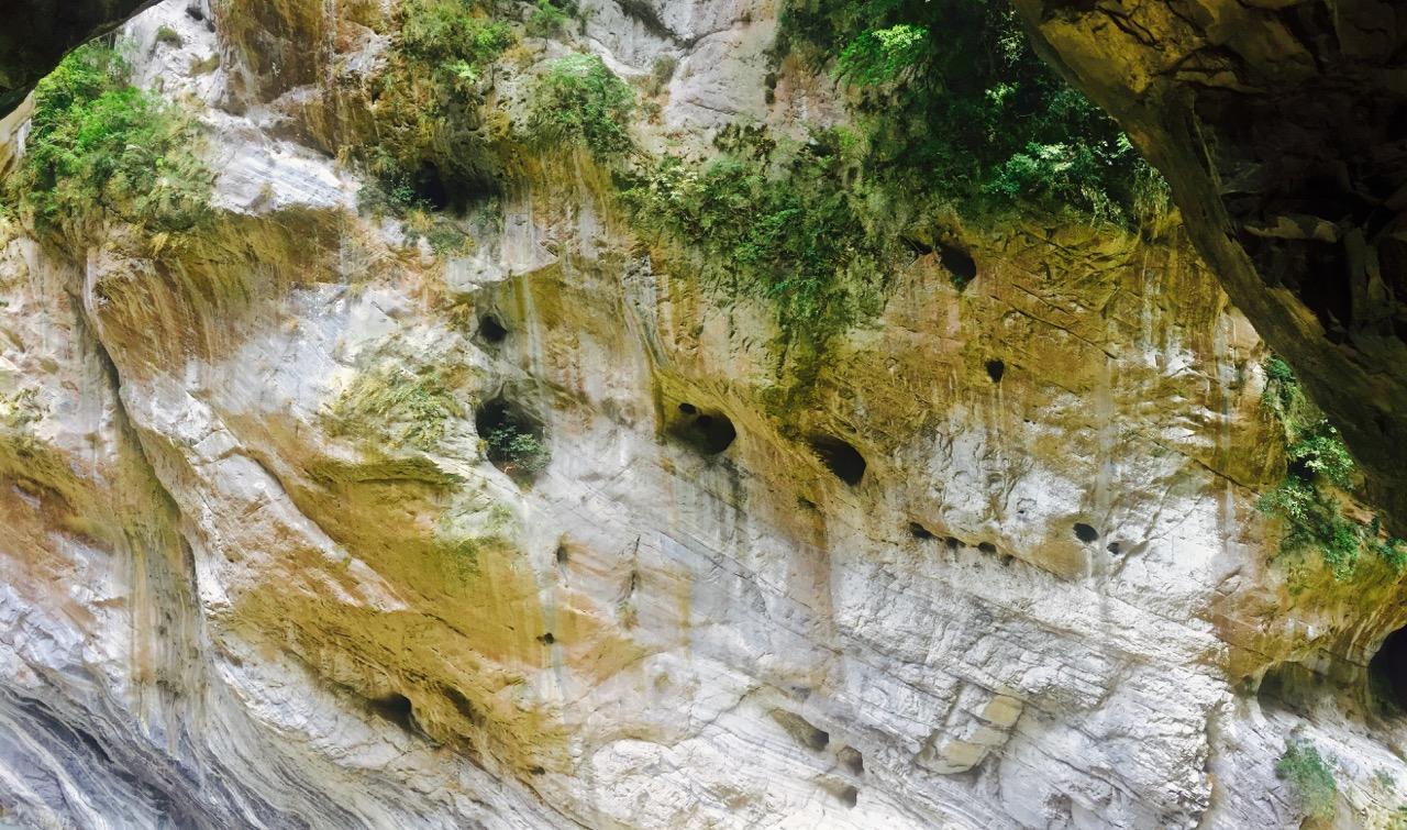 Swallow Grotto - Taroko Gorge