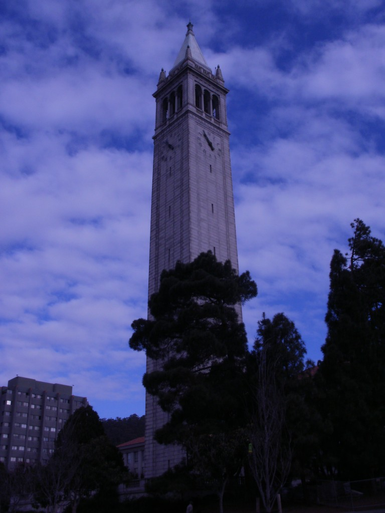 UC Berkeley Clock Tower