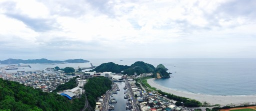 Nanfang'ao Panorama - Taken using iPhone 6